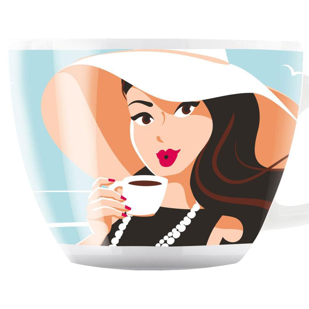Ritzenhoff MY LITTLE DARLING espresso cup design Astrid Müller | the design gift shop