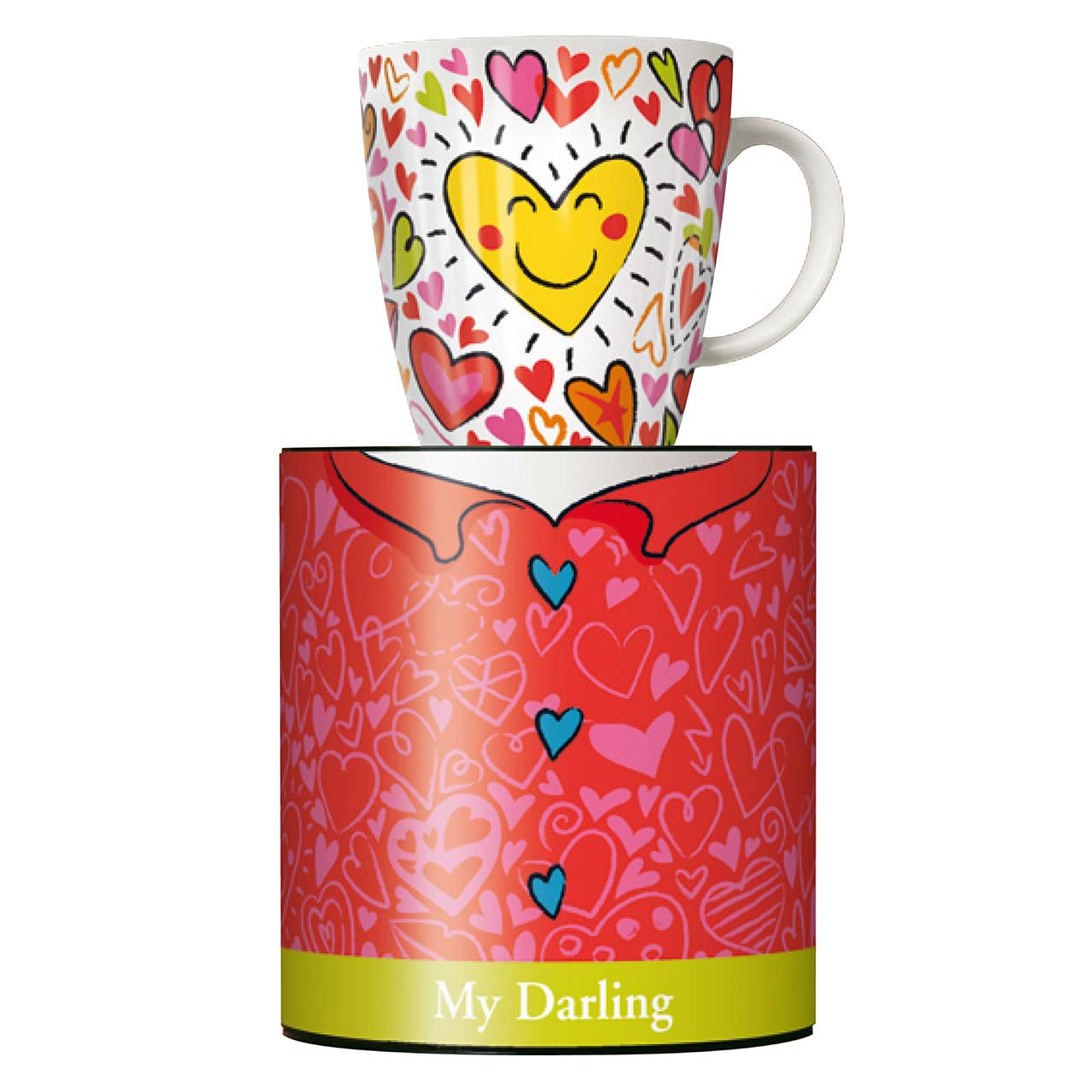 Ritzenhoff MY DARLING mug design Stephanie Roehe | the design gift shop