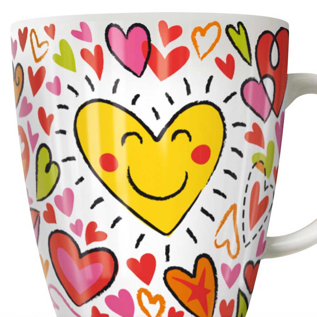Ritzenhoff MY DARLING mug design Stephanie Roehe | the design gift shop