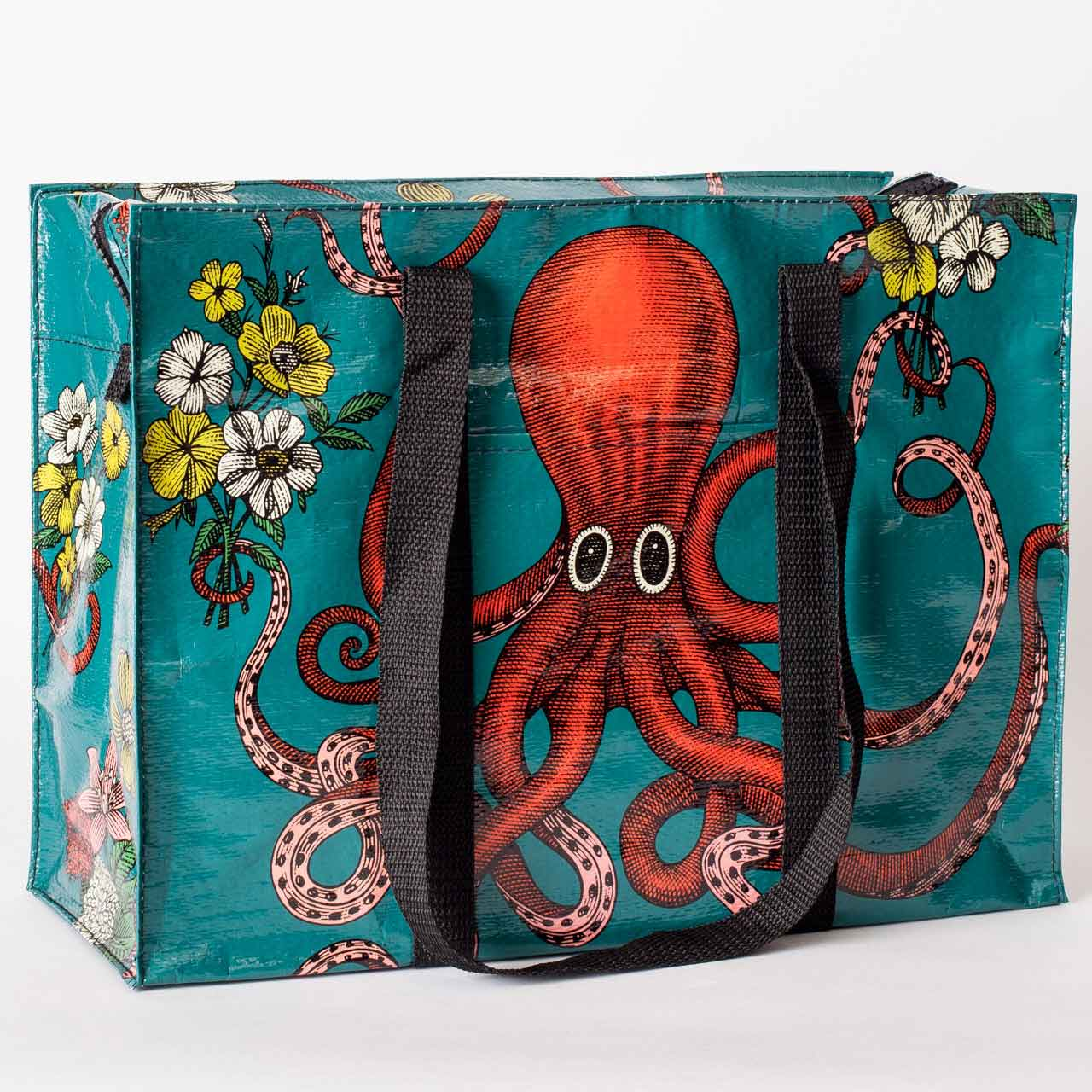 Octopus Shoulder Tote by Blue Q  | the design gift shop