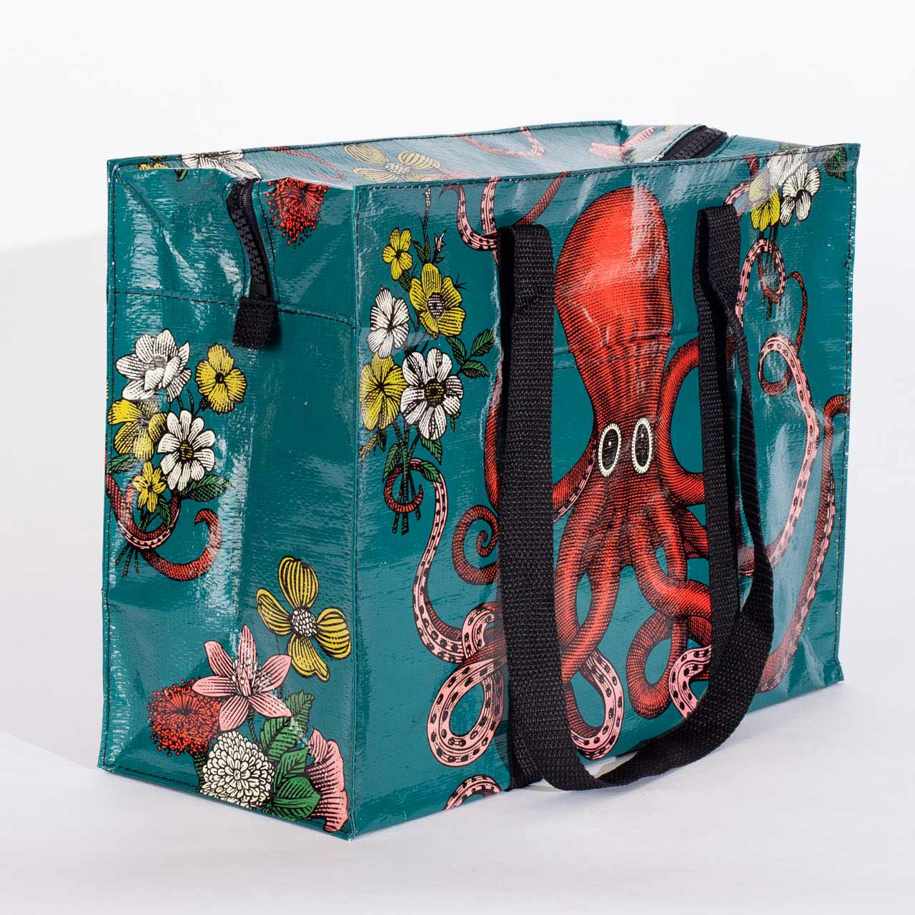 Octopus Shoulder Tote by Blue Q  | the design gift shop