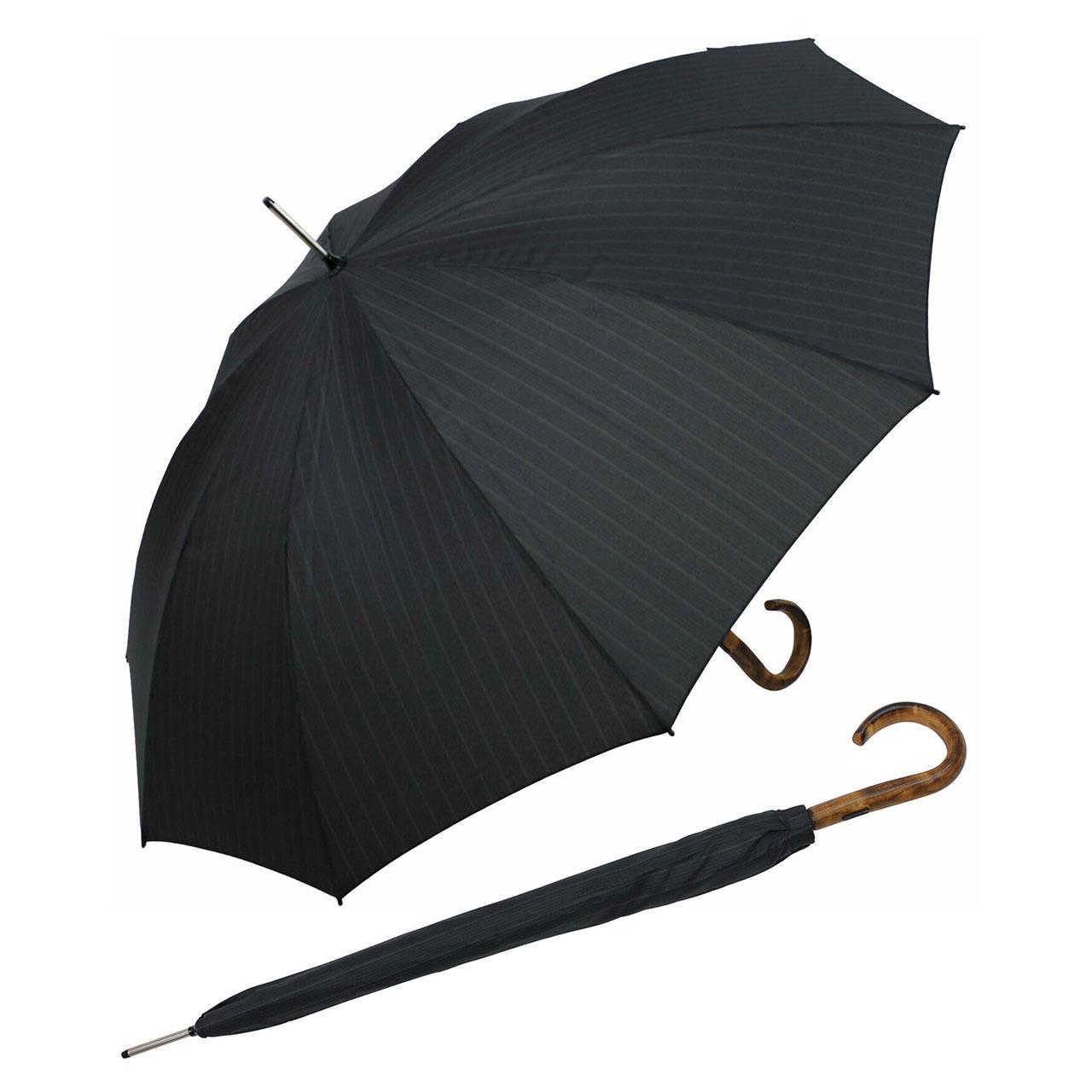 KNIRPS stick umbrella SL 923 Stripes   the design gift shop