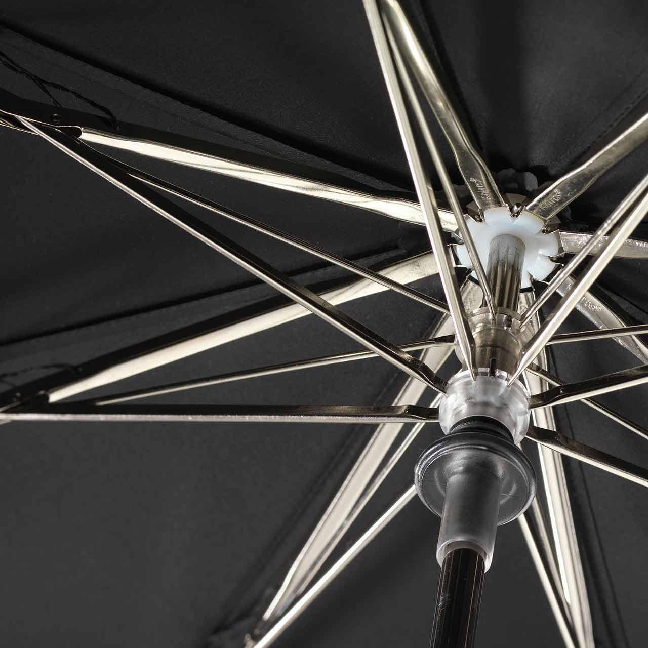 KNIRPS pocket umbrella Topmatic SL 826 Black | the design gift shop