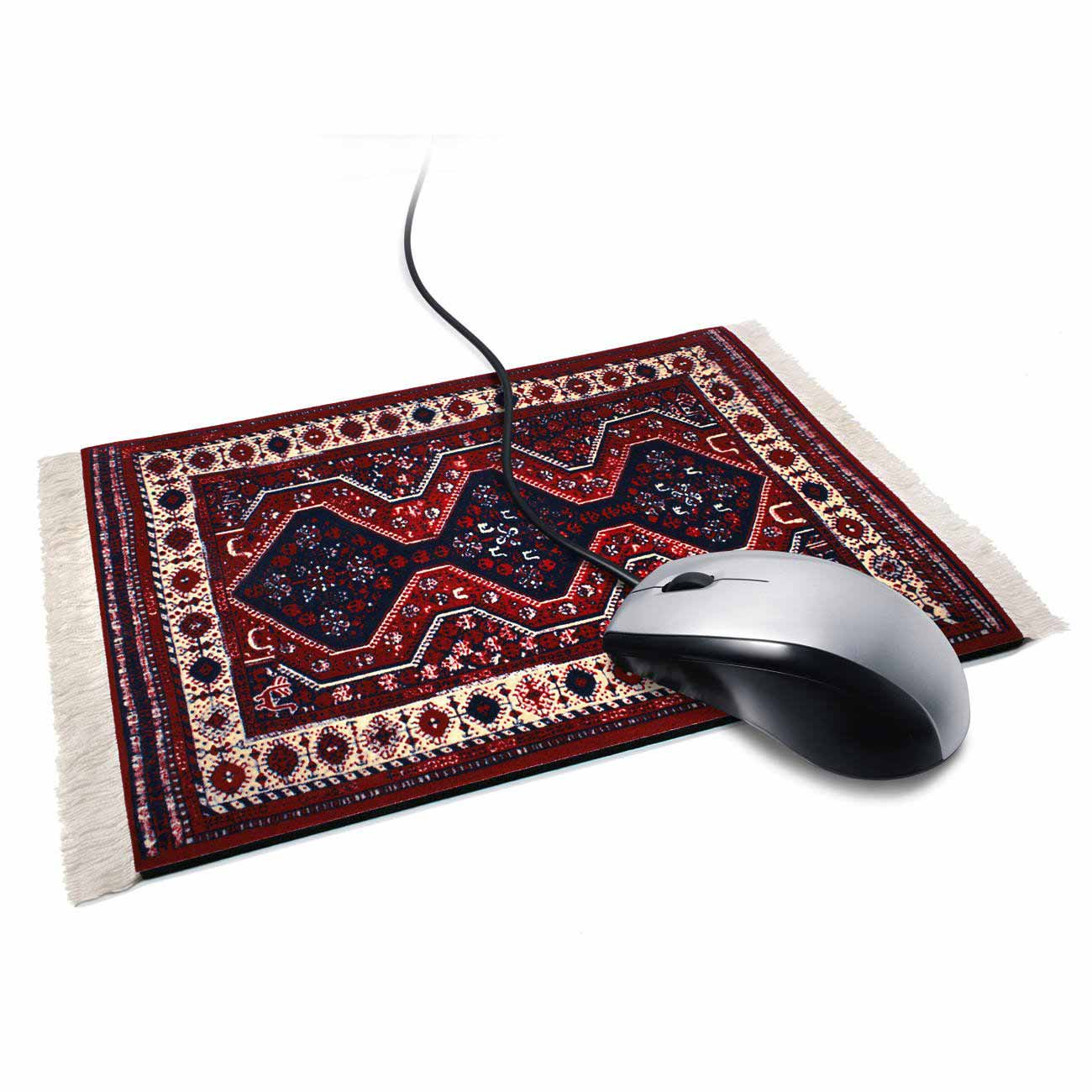 MouseRug Freud Computer Mousepad | the design gift shop