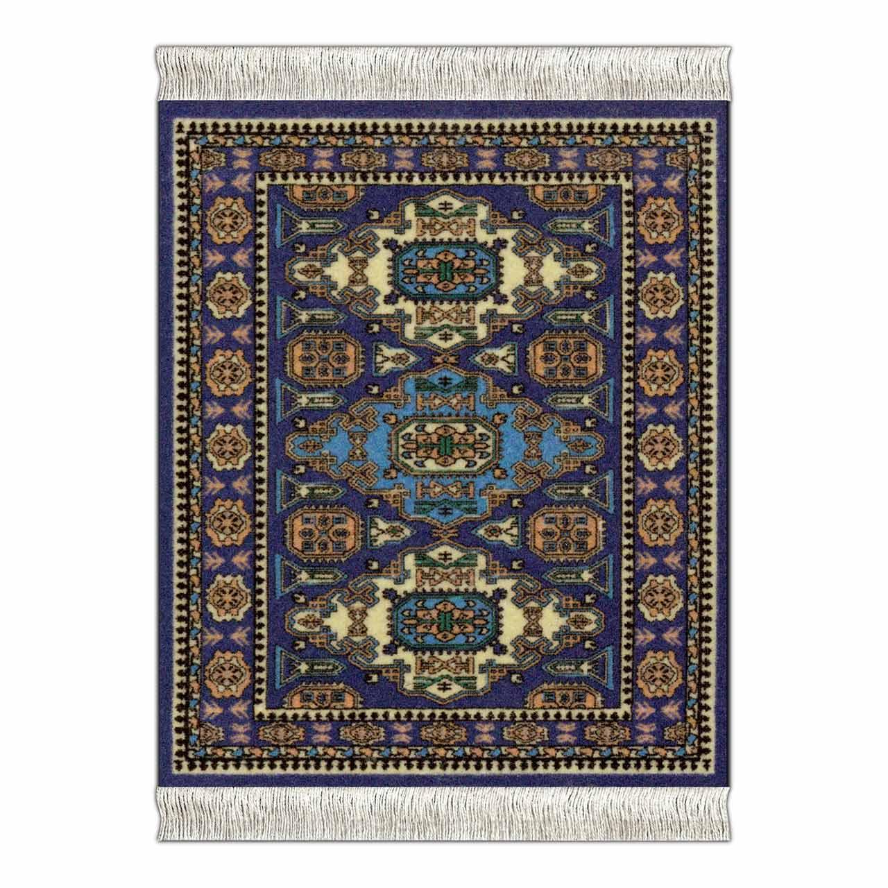 CoasterRug Ardabil Carpet Coaster | the design gift shop