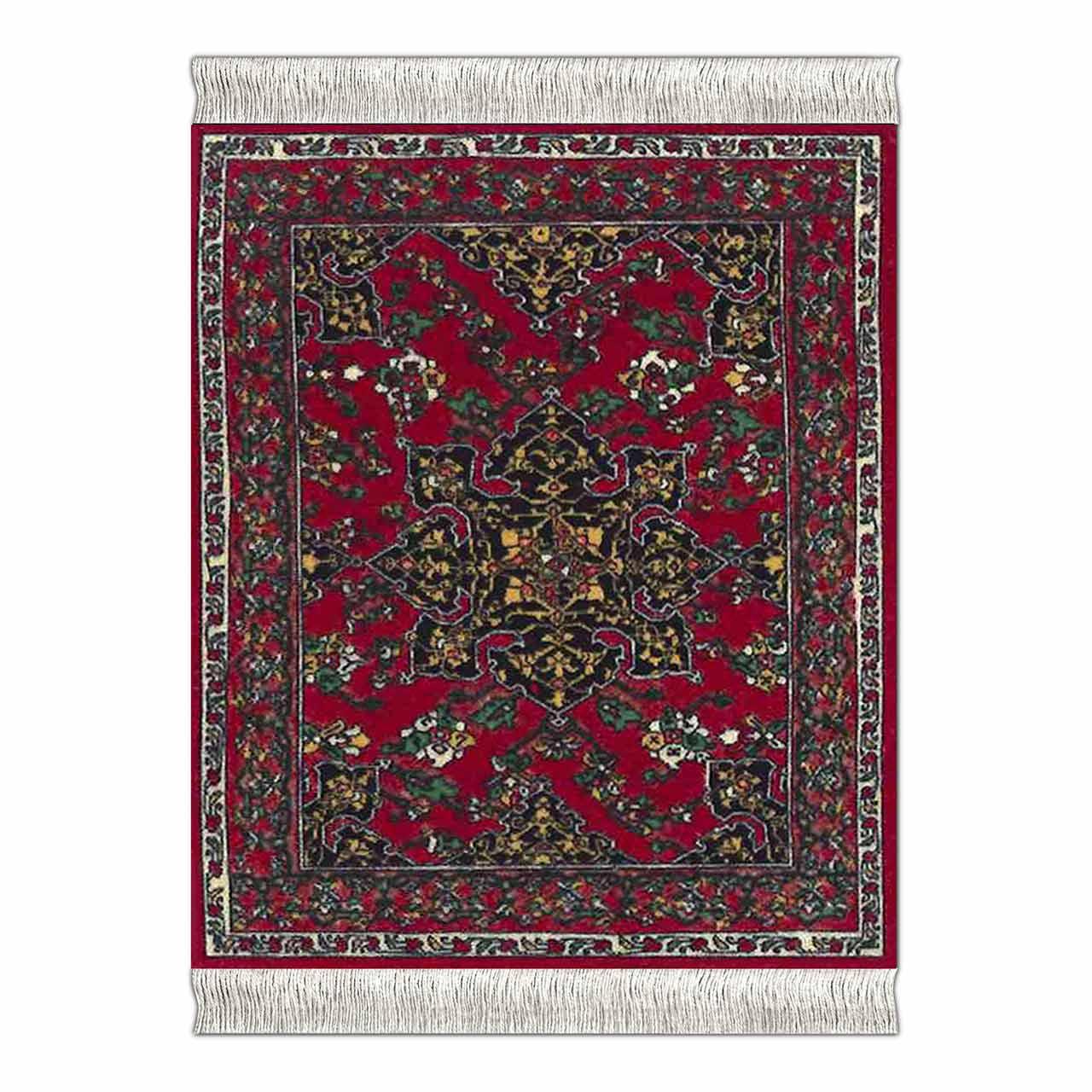 CoasterRug Star Ushak Carpet Coaster | the design gift shop