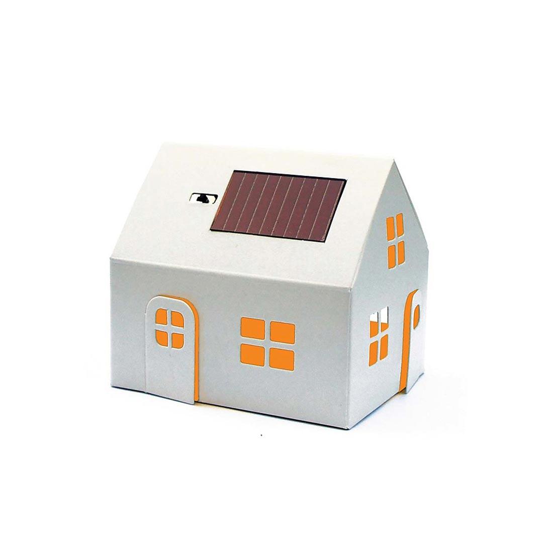 MoMA Casagami Solar Nightlight 'House' | the design gift shop