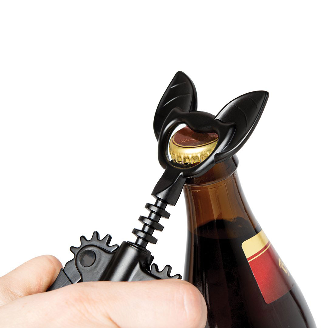 VINO Corkscrew and Bottle Opener by Ototo   the design gift shop