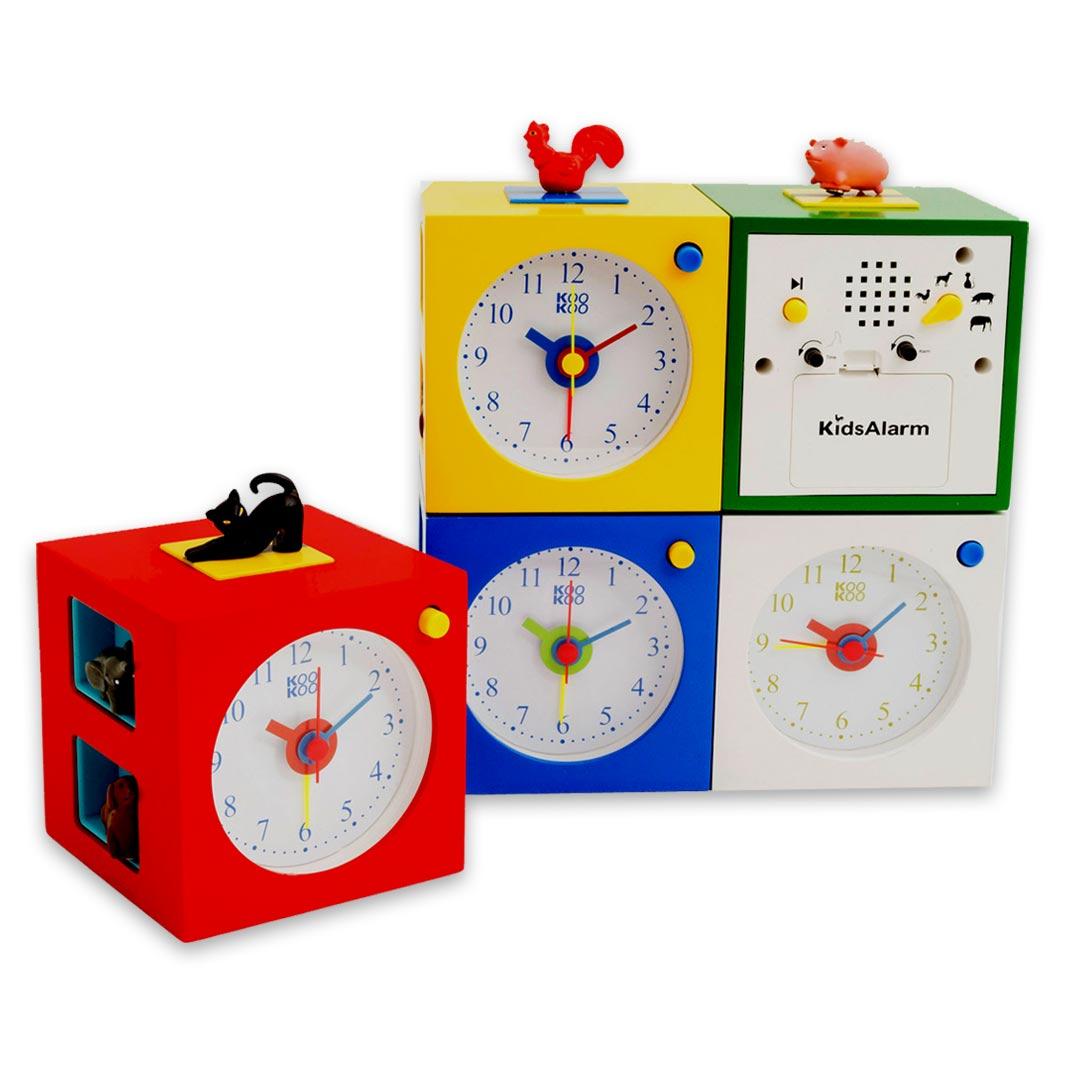 KidsAlarm clock   the design gift shop