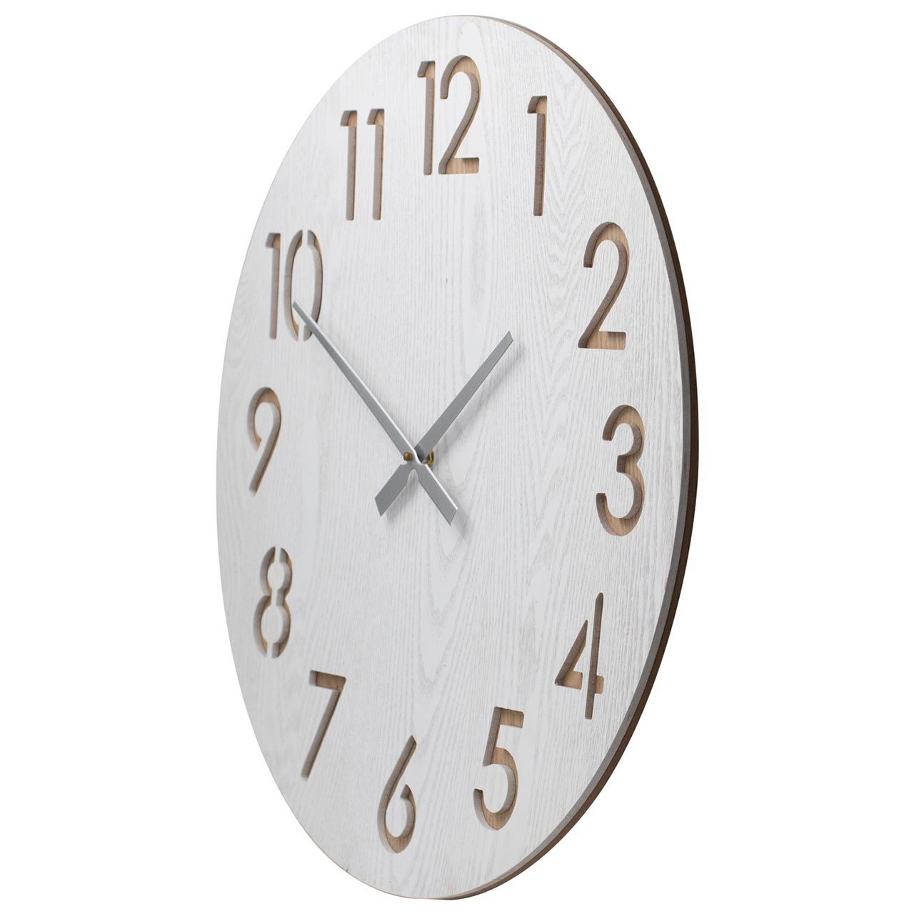 ONE SIX EIGHT LONDON silent wall clock HENRIK white - Ø 60 x 4.0 cm | the design gift shop