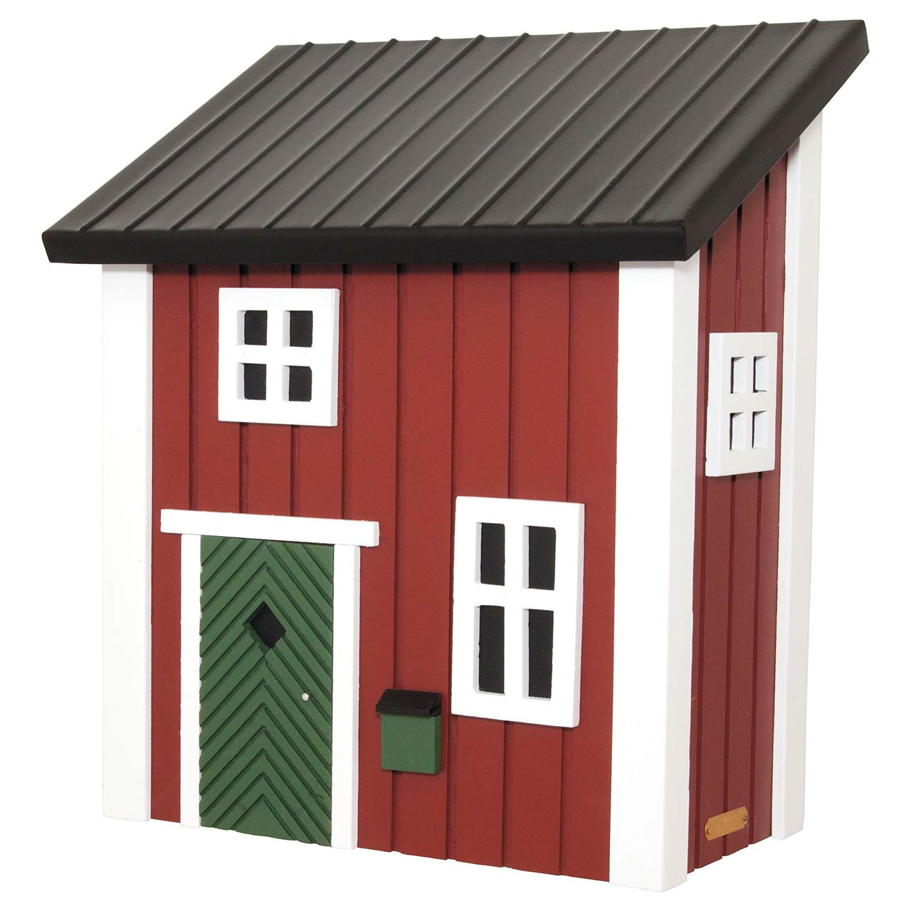 WILDLIFE GARDEN Letterbox Red Mail Cottage | the design gift shop