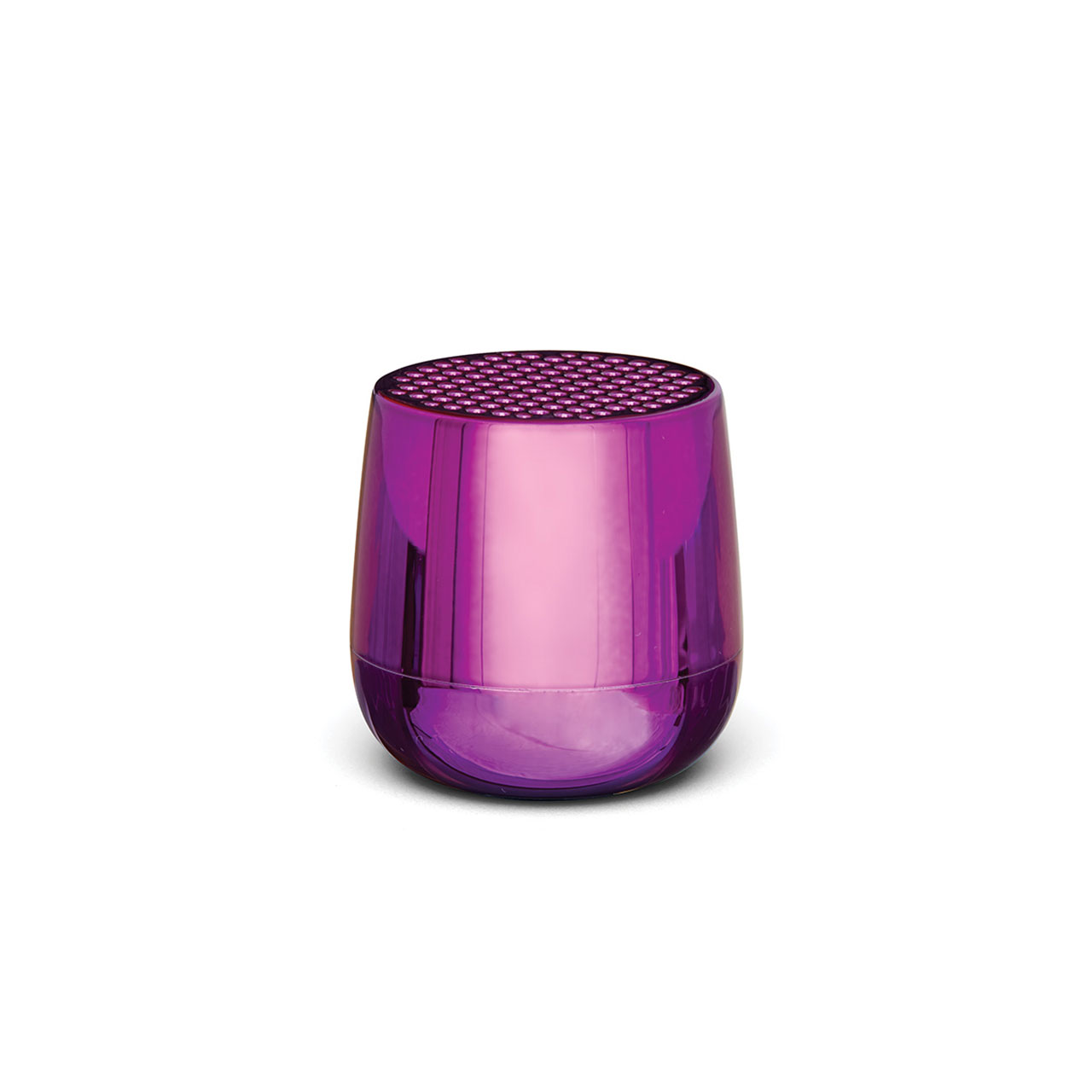 LEXON Mino+ Speaker LA125MF Metallic Purple | the design gift shop