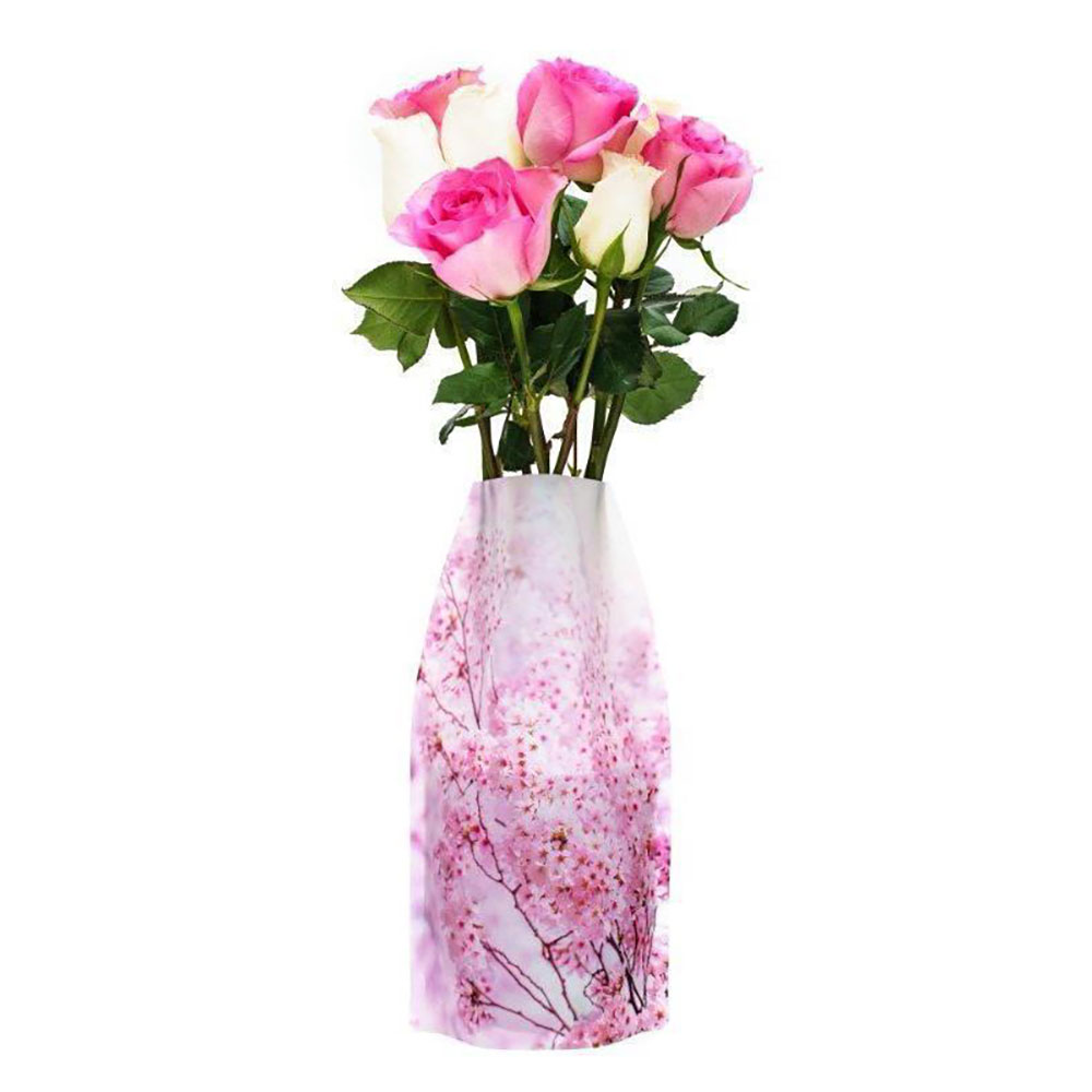 Expandable and Collapsible Vase Hana | the design gift shop