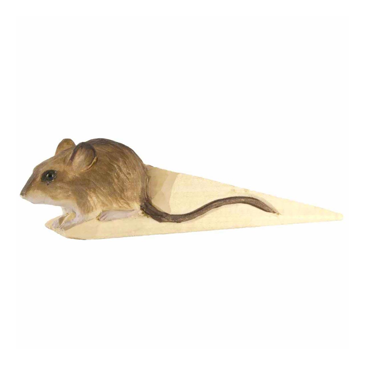 WILDLIFE GARDEN Doorstop Mouse | the design gift shop