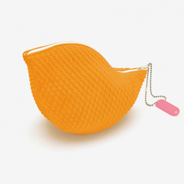 Cool Design Gift Orange Make-up Bag
