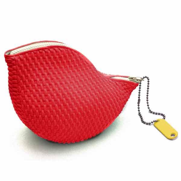 Goosebumps Red Vanity Bag