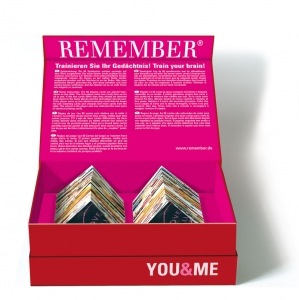 Remember Memory You & Me | The Design Gift Shop