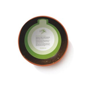 BAMBU | Coconut Bowl | Cayenne
