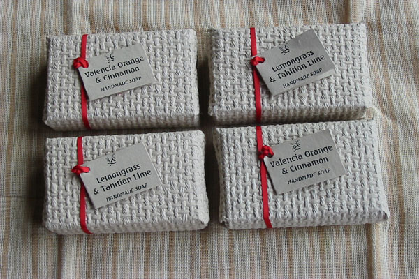 Thurlby Warp and Weft Handmade Soaps