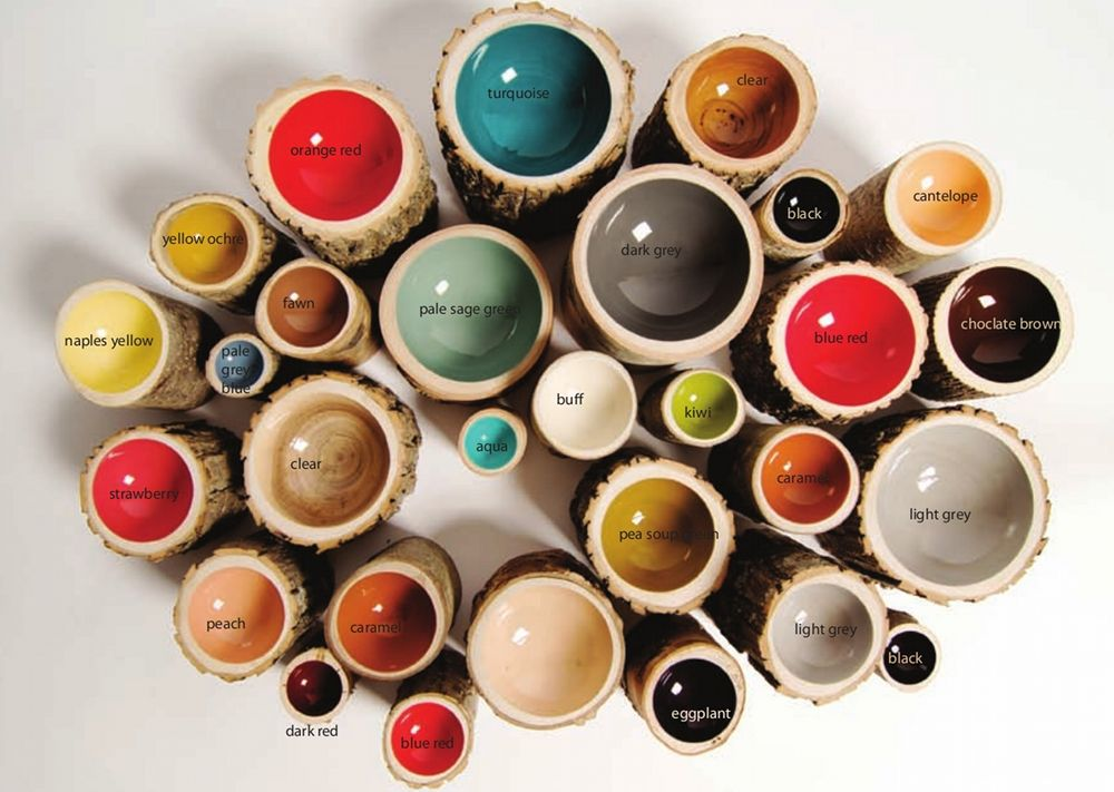 LOYAL LOOT Log Bowls Colour Guide