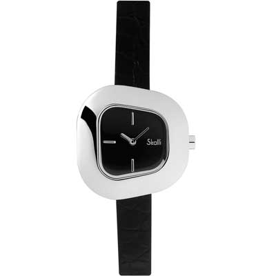 SKALLI PARIS, Galet Watch, colour BLACK