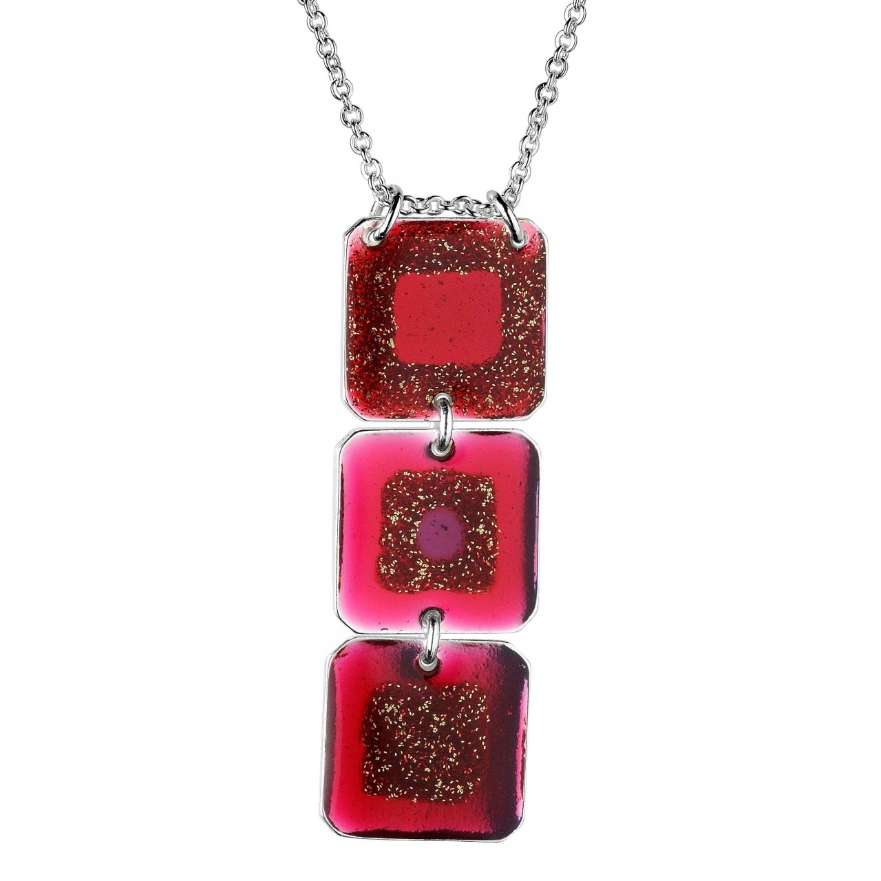 SKALLI PARIS - ORIGIN 08 Necklace colour GRIOTTE