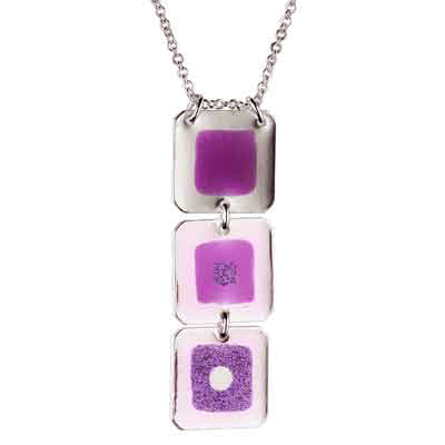 SKALLI PARIS - ORIGIN 08 Necklace colour LULLUBY