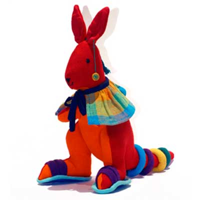 CRAZY ROO by BAREFOOT TOYS