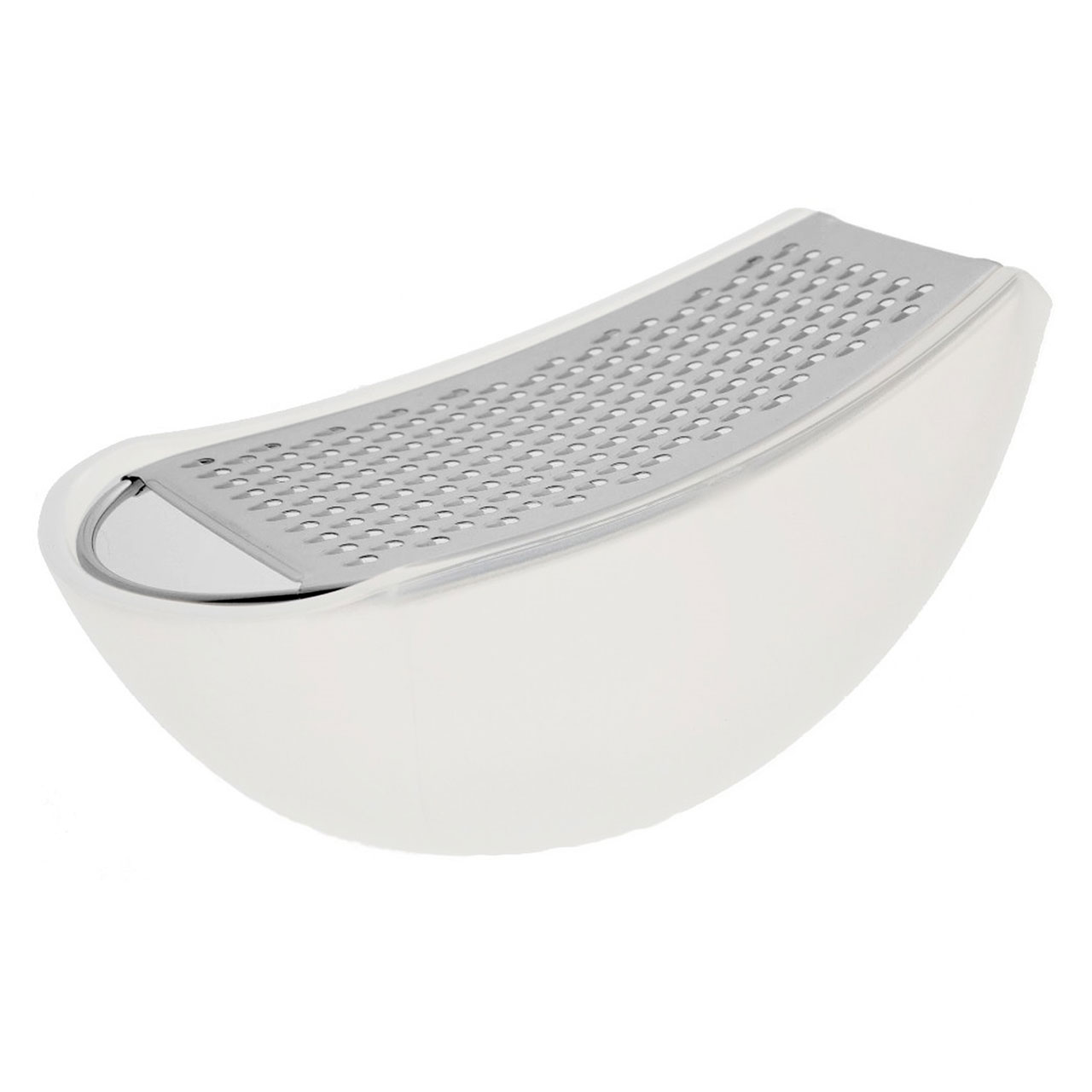 ALESSI PARMENIDE  Grater with ice cheese cellar   the design gift shop