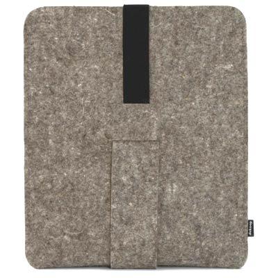 dekoop Babuschka - Grey Felt iPad Case