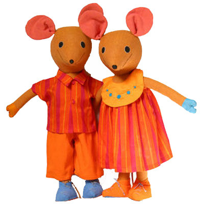 BOY Or GIRL MOUSE By BAREFOOT TOYS