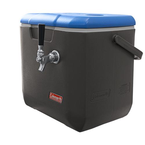 Jockey Box Beer Cooler, 30QT, 1 Tap