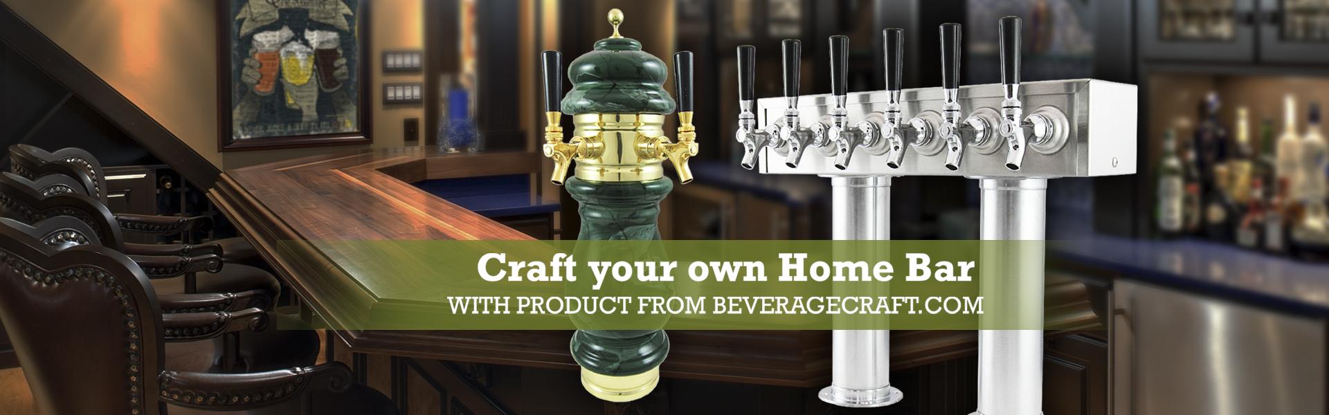 Beer Equipment Kegerators Pumps Kegs Towers Beverage Craft