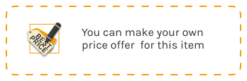 Make your own price offer