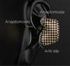 Heygears Anora 3D Printed Balanced Armature Earphones White