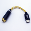 Alpha & Delta Type-C adapter with internal DAC mk2