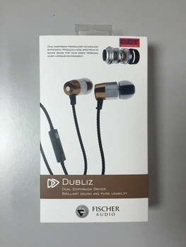 Fischer Audio Dubliz Gold with Mic