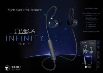 Fischer Audio Omega Infinity FE-381