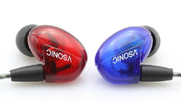 Vsonic VSD2S Red-blue