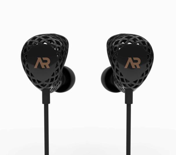 Heygears Anora 3D Printed Balanced Armature Earphones Black