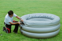 Quick and easy to inflate