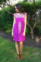 """""""Dalia"""" Mexican Dress"""