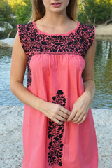 """Flamenco"" Mexican Dress"