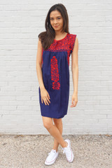 """""""La Indepencia"""" Mexican Dress"""