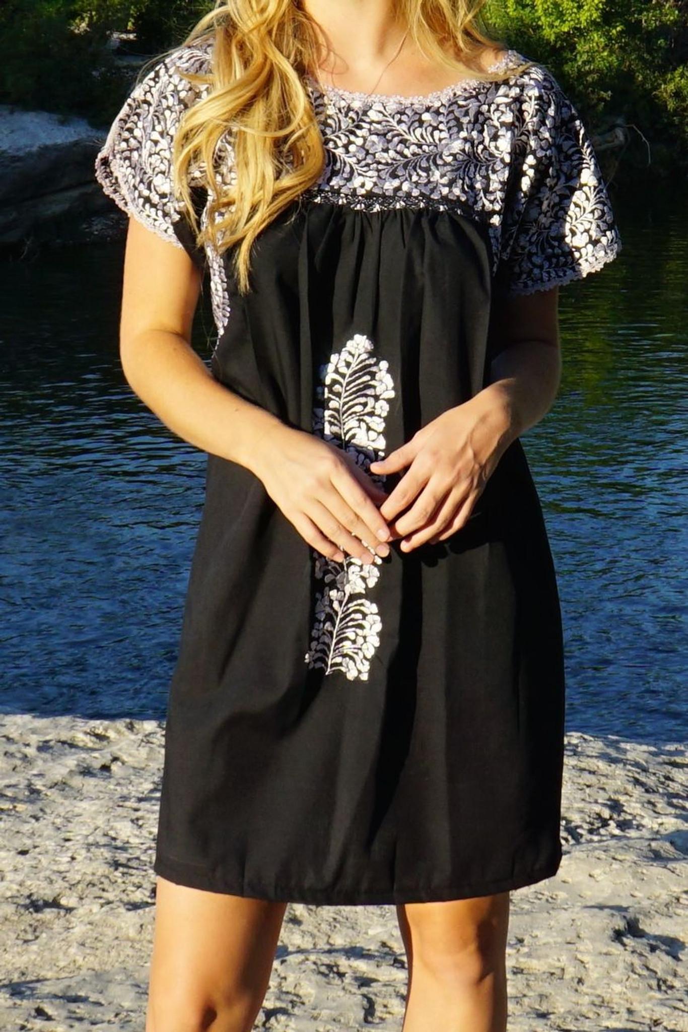 """""""Eclipse Lunar"""" Mexican Dress"""
