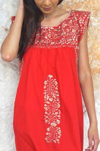 """""""Mujer de Fuego"""" Mexican Dress"""
