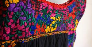 """Florinda"" Mexican Dress"