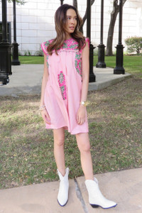 """""""Amanecer"""" Mexican Dress"""