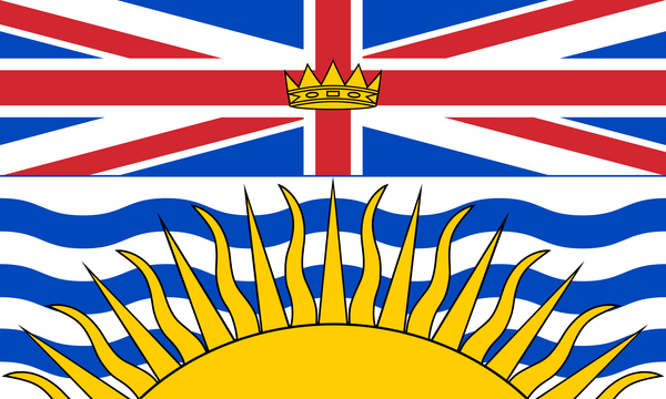 British Columbia Flag