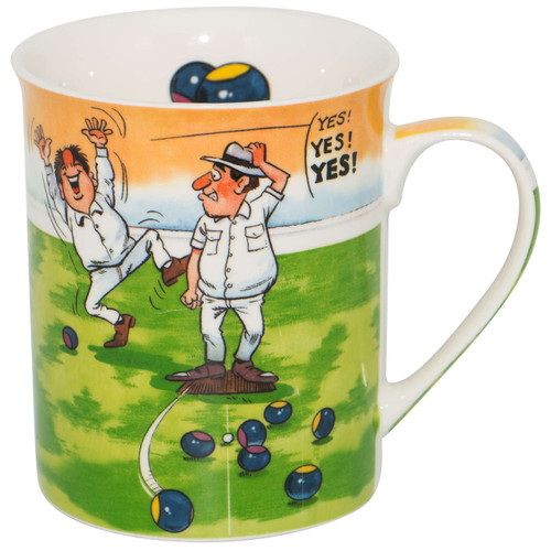 Mug Crazy Sports Bowling